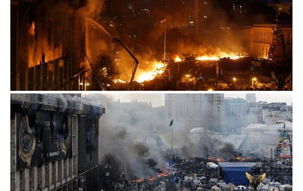 Этот город в огне. Ночь и утро на Майдане 19 февраля