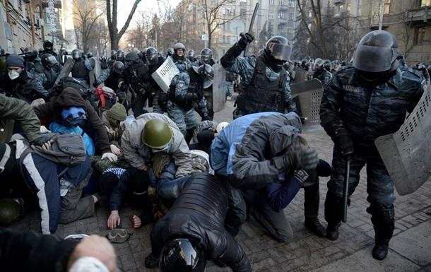 Силовиков приводят в полную боевую готовность перед штурмом Майдана