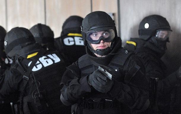 СБУ объявила антитеррористическую операцию по всей Украине