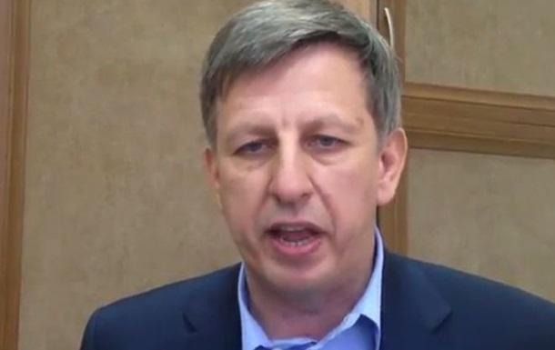 Глава КГГА Макеенко подтвердил выход из ПР – заявление