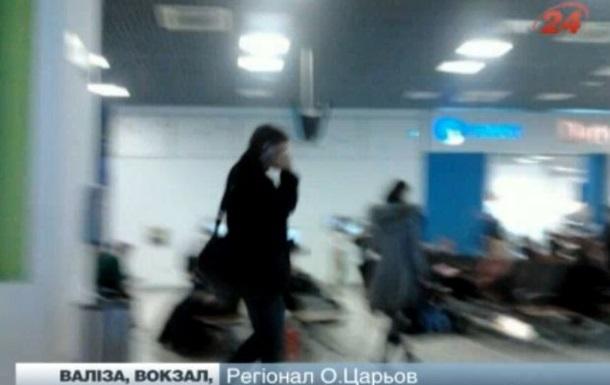 Олег Царев покинул Украину - очевидцы