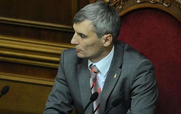 Кошулинский объявил о выходе 7 депутатов из фракции ПР