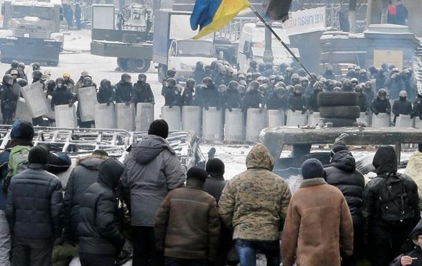 Байден сообщил Януковичу о готовности США ввести санкции против украинской власти