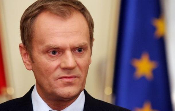 Переговоры с Януковичем невозможны без согласия Майдана – Туск