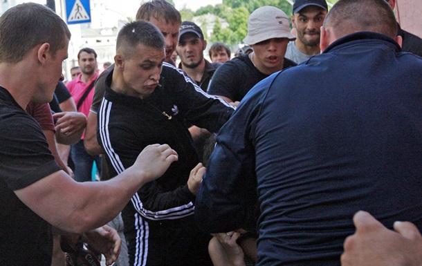 Вадим Титушко ночью охранял от «титушек» дорогу в сторону Киева