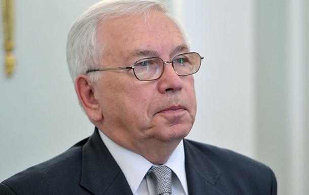 Лукин не подписал соглашение об урегулировании конфликта в Украине - источник