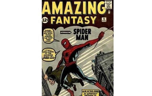 Первый комикс про Человека-паука ушел с молотка за $200 тысяч