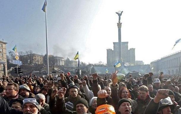 Майдан встретил решения Рады криками «Ура!»