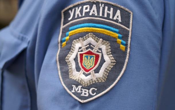 Милиция Киева работает в штатном режиме