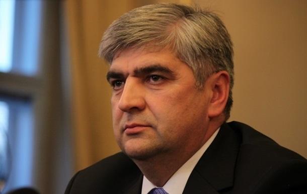 Глава Львовской ОГА Сало подал в отставку