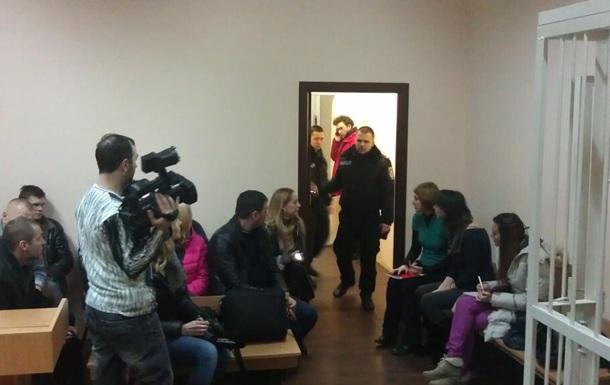 Последний задержанный активист уже на свободе