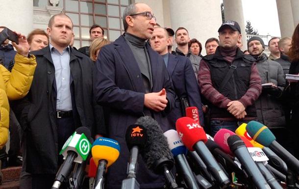 Янукович покинул Украину - Кернес