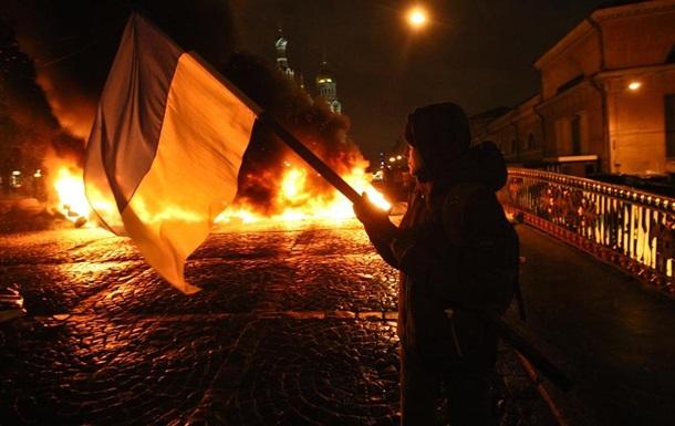Майдан в Санкт-Петербурге