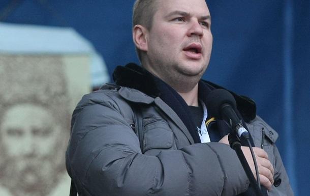 Дмитрий Булатов возвращается в Украину