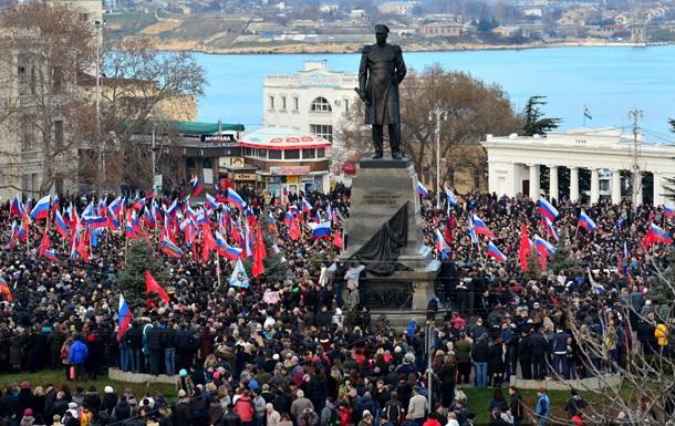 Севастополь: мэром стал россиянин, милицию переподчинили городу