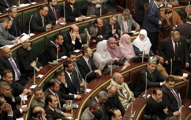 Временное правительство Египта ушло в отставку