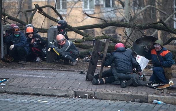 Как снайперы убивали активистов на Институтской. Полная версия видео