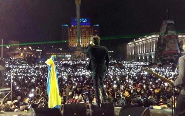 На Майдане орут, что мы плохие . Жириновский требует запрета украинских артистов