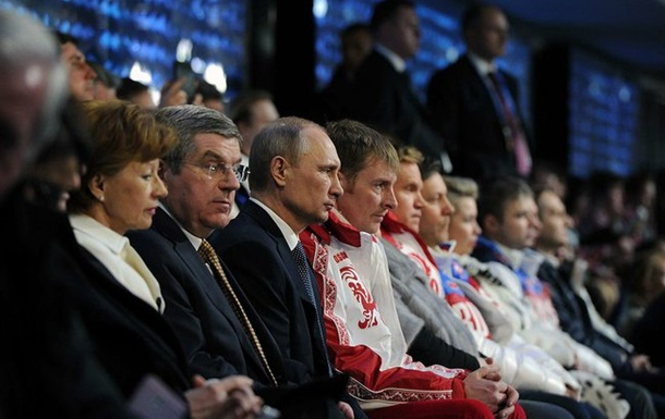 Путин: критики Олимпиады в Сочи не достигли своих целей