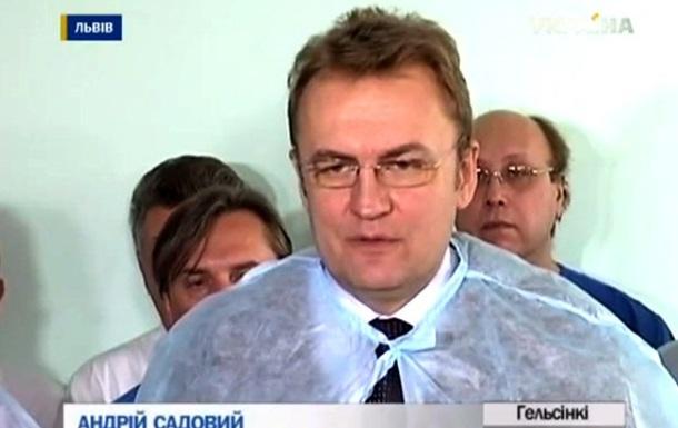 Мэр Львова предложил подчинить милицию местным общинам