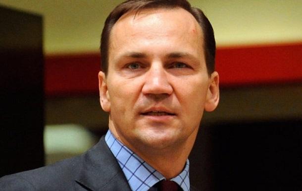 Иностранные активы окружения Януковича должны быть заморожены - Сикорский