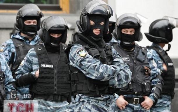 Бойцов Беркута хотят  пристроить  в российскую полицию и дать гражданство