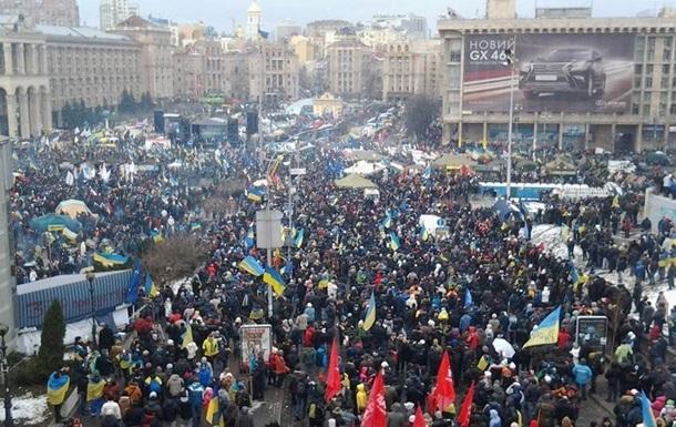 Евромайдан созывает вече на 2 марта для отчета новой власти