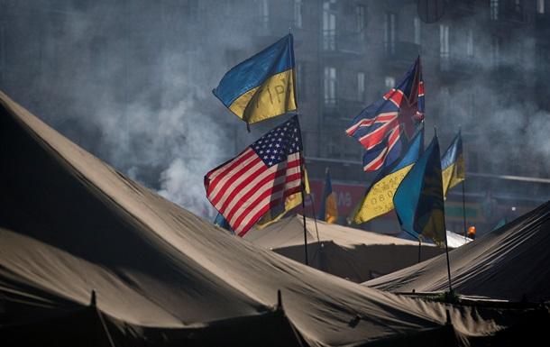 Посольство США в Киеве усилило охрану