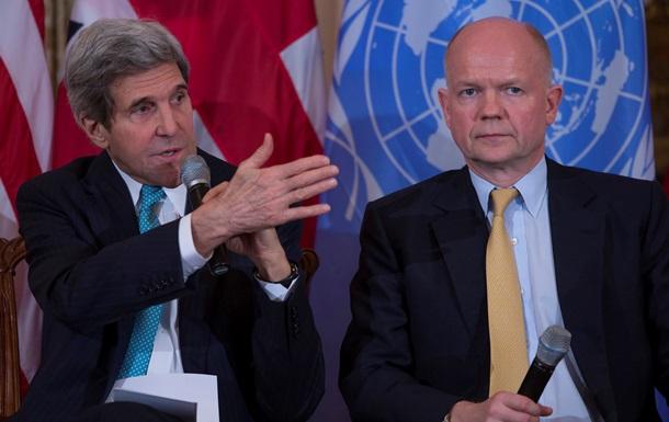 Это не холодная война  – США и Великобритания обсудили события в Украине