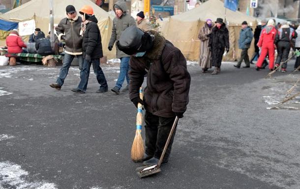 1 марта в Киеве пройдет масштабный субботник