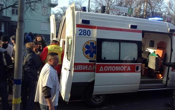 За пять дней акций протеста в Киеве медики провели более 400 операций