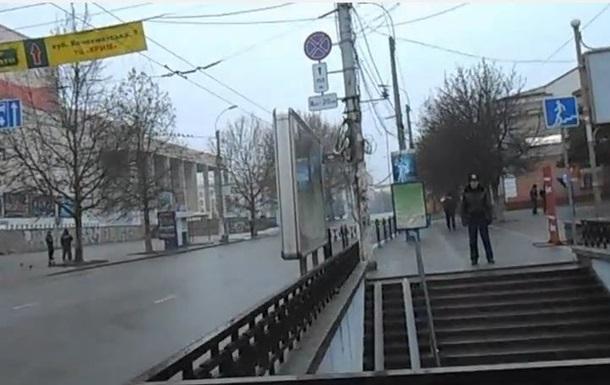 В Крыму по тревоге подняты бойцы ВВ и вся милиция