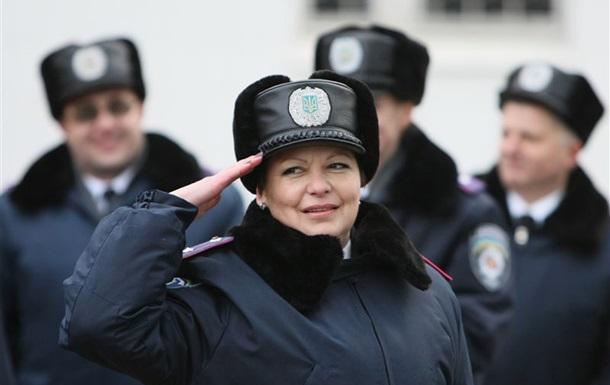 На улицы Львова возвращаются милиционеры в форме – самооборона