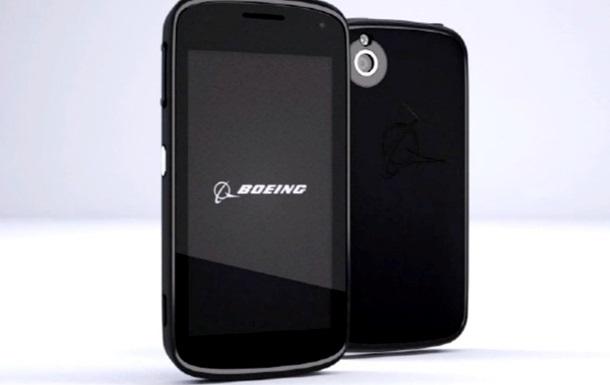 Телефон для шпионов: Boieng выпустил самоуничтожающийся смартфон