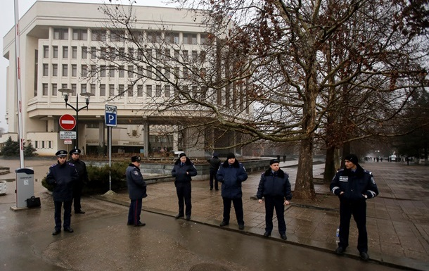 Прокуратура проверит законность создания спецподразделения Беркут в Севастополе