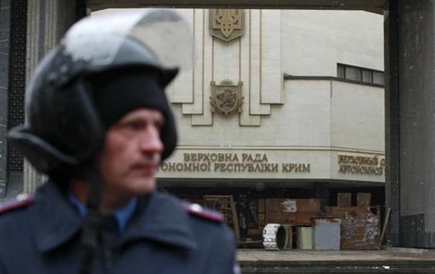 Новая крымская власть считает Януковича президентом Украины