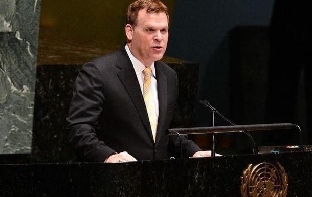 Канада признает правительство Яценюка