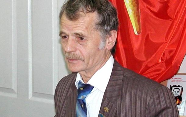 Джемилев требует ввести в Крыму чрезвычайное положение