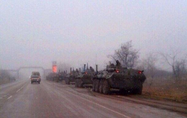Россия увеличила армию в Крыму на шесть тысяч солдат - Минобороны