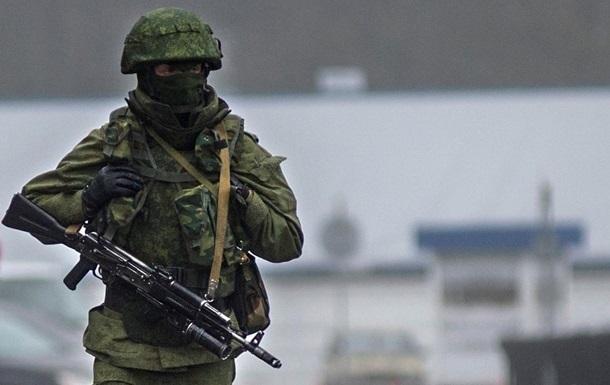 Вооруженные лица совершили попытку захватить Севастопольский отряд морской охраны Госпогранслужбы Украины