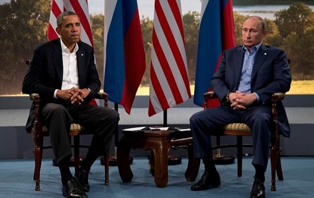 Обама и Путин обсудили ситуацию в Крыму