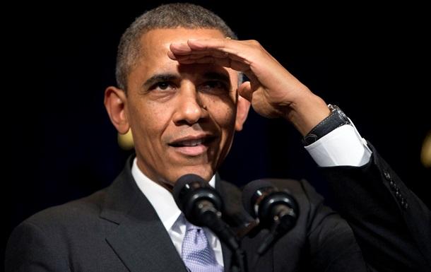 Обама готов оказать помощь Украине и  замораживает  встречу G8 в Сочи
