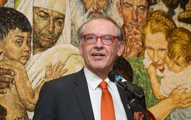 Генеральный секретарь ООН направил своего заместителя в Украину