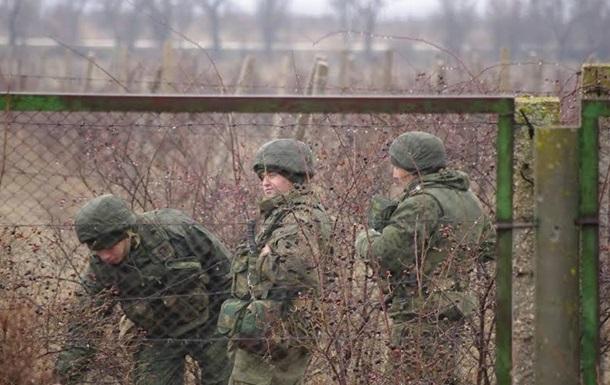 В Бельбеке  украинским военным угрожают  жесткими мерами