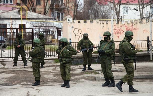 Российские войска собираются у штаба ВМС Украины в Севастополе – источник в Минобороны