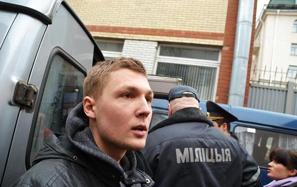 Минск: аресты за пикет в поддержку Украины у российского посольства