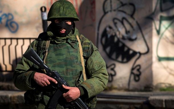 Неизвестные ночью пытались штурмовать военную часть ВВ МВД в Крыму