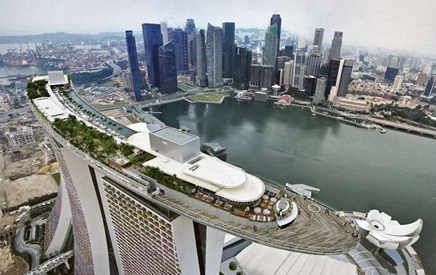 Сингапур - самый дорогой город мира по версии Economist