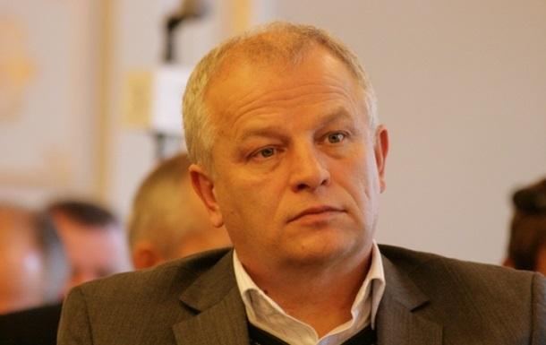 Степан Кубив сложил депутатские полномочия