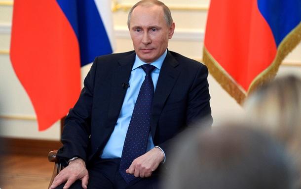 Если будет  беспредел  на востоке Украине, мы будем защищать там граждан - Путин